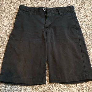 Black Volcom Shorts